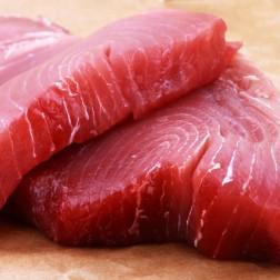 1,500 kg de Lomo de Atún Rojo